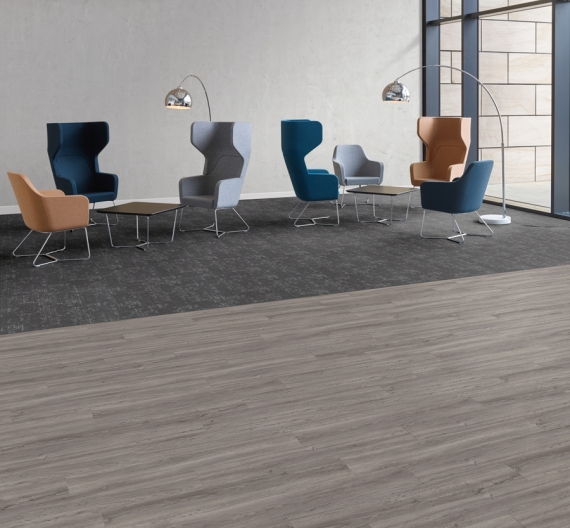 Amtico showcases design prowess at Clerkenwell 2018
