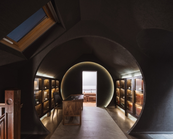 A richly imaginative and artistic bookshop with a difference