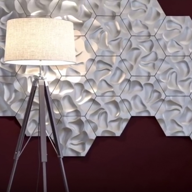 Arstyl Wall Tile Collection by Mac Stopa for NMC