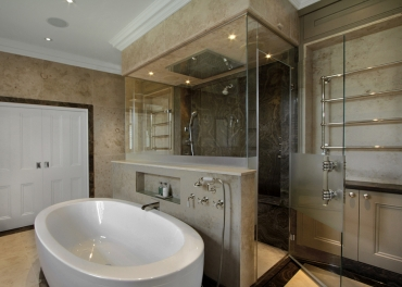 Frameless showers, bath screens, sliding doors, glass splash backs, mirrors, interior glass doors