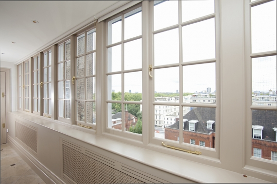 Traditional Timber Window Refurbishment and Replacement