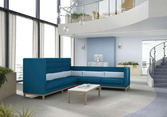Arthur CityScape - modular seating with distinction