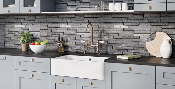 Traditional Kitchen Taps in Fashion