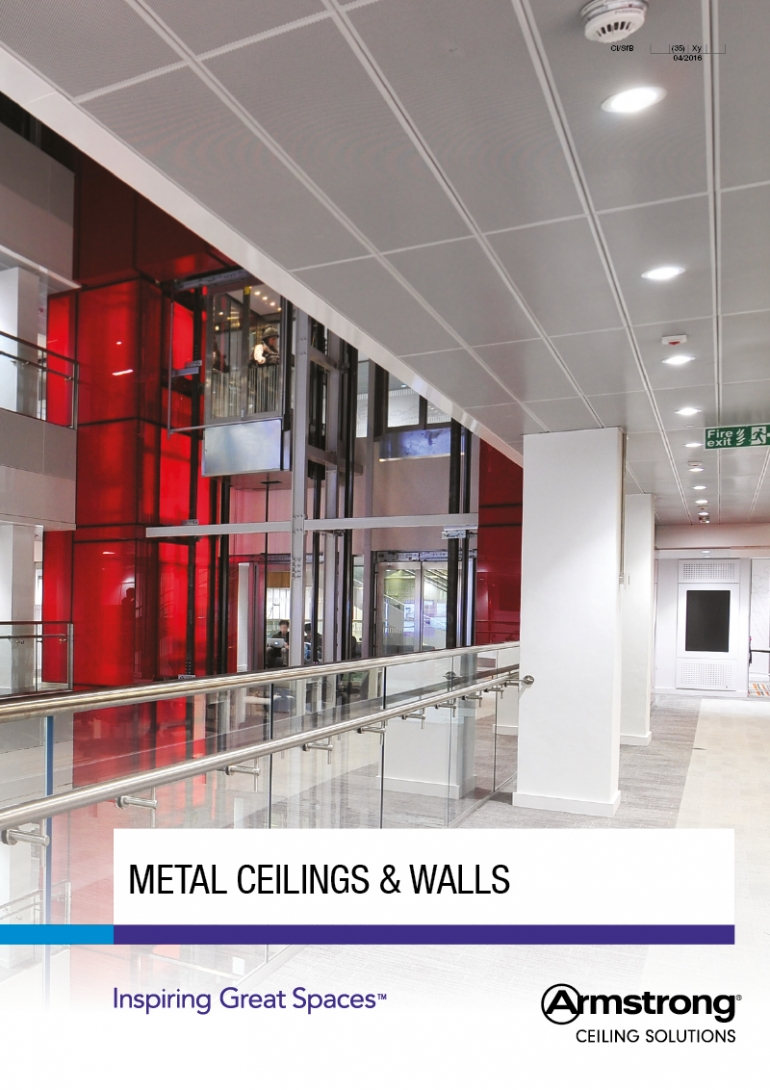 Metal Ceilings and Walls