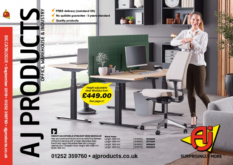 AJ Products Brochure
