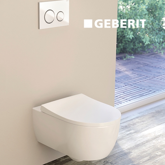 Geberit Brings Greater Bathroom Design Freedom with New Sigma H98