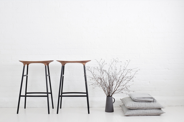 A look at Tim Moore's stylish bar stool