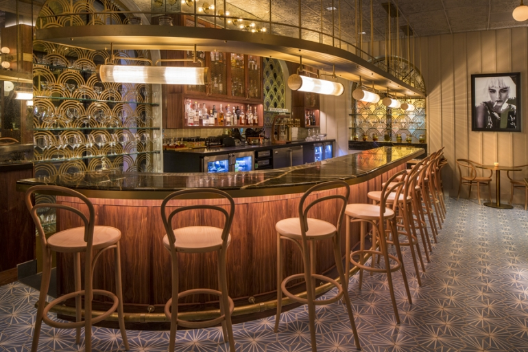 Step into Gibson inside of the Hotel Bijou and discover a 1920s revival with a twist