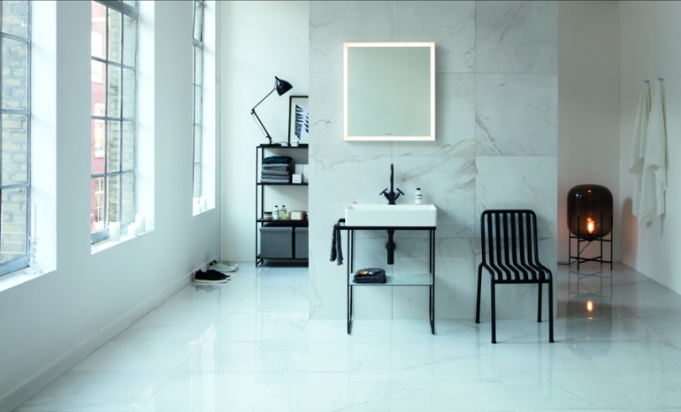 Duravit launches new DuraSquare collection