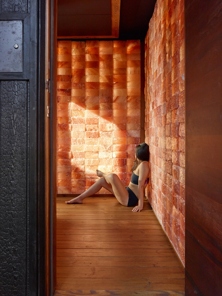 Reinventing the sauna for the modern world