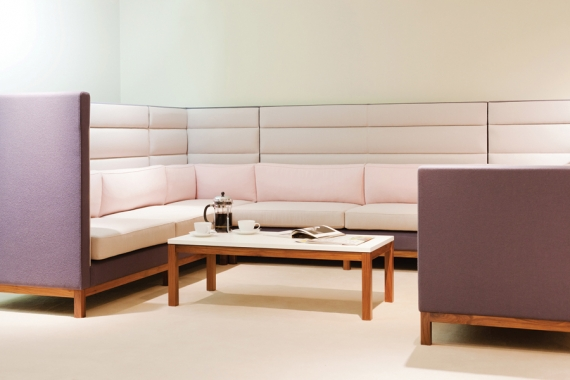 Arthur Cityscape – a dynamic multi-function seating solution