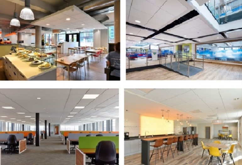 Raising expectations: Ceiling design in the experience economy