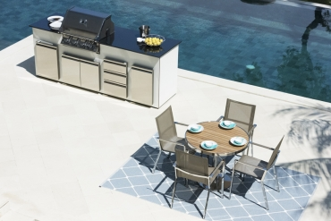 Inex explores the growing trend of outdoor kitchens