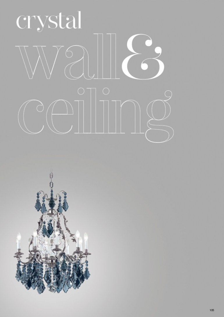 Crystal Wall & Ceiling