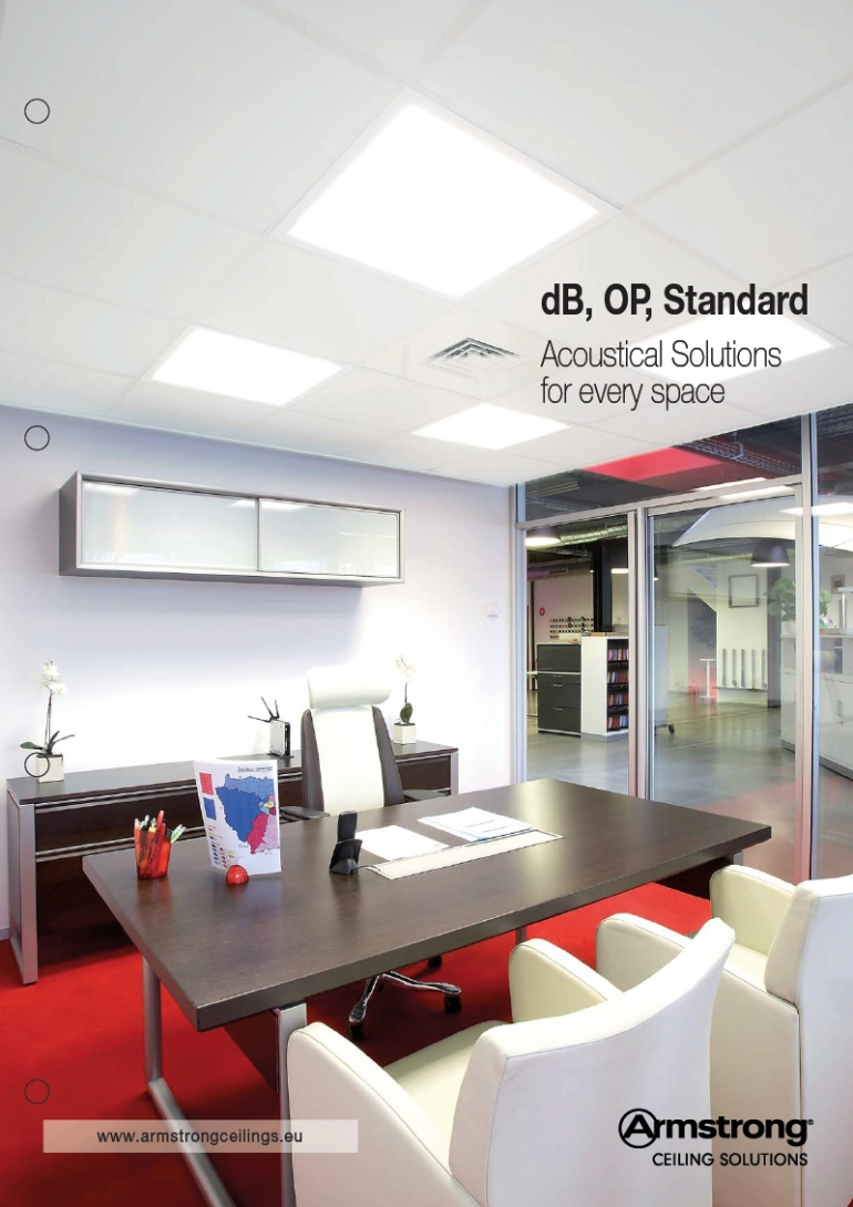 OP dB Standard Acoustical Solutions