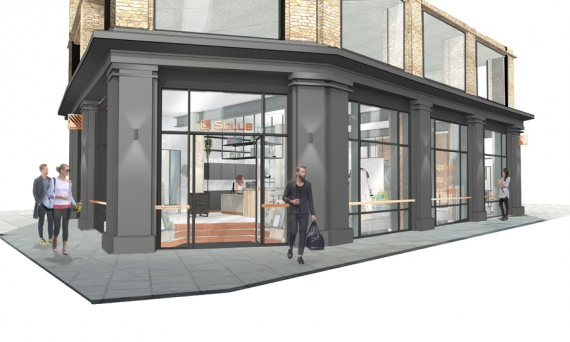 Solus Ceramics launches new showroom concept in the heart of Clerkenwell