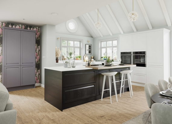 LochAnna Kitchens launches the Faversham collection