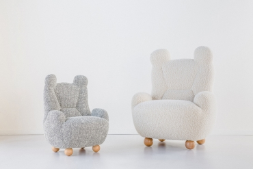 New chair range from Pierre Yovanovitch Architecture d'Intérieur