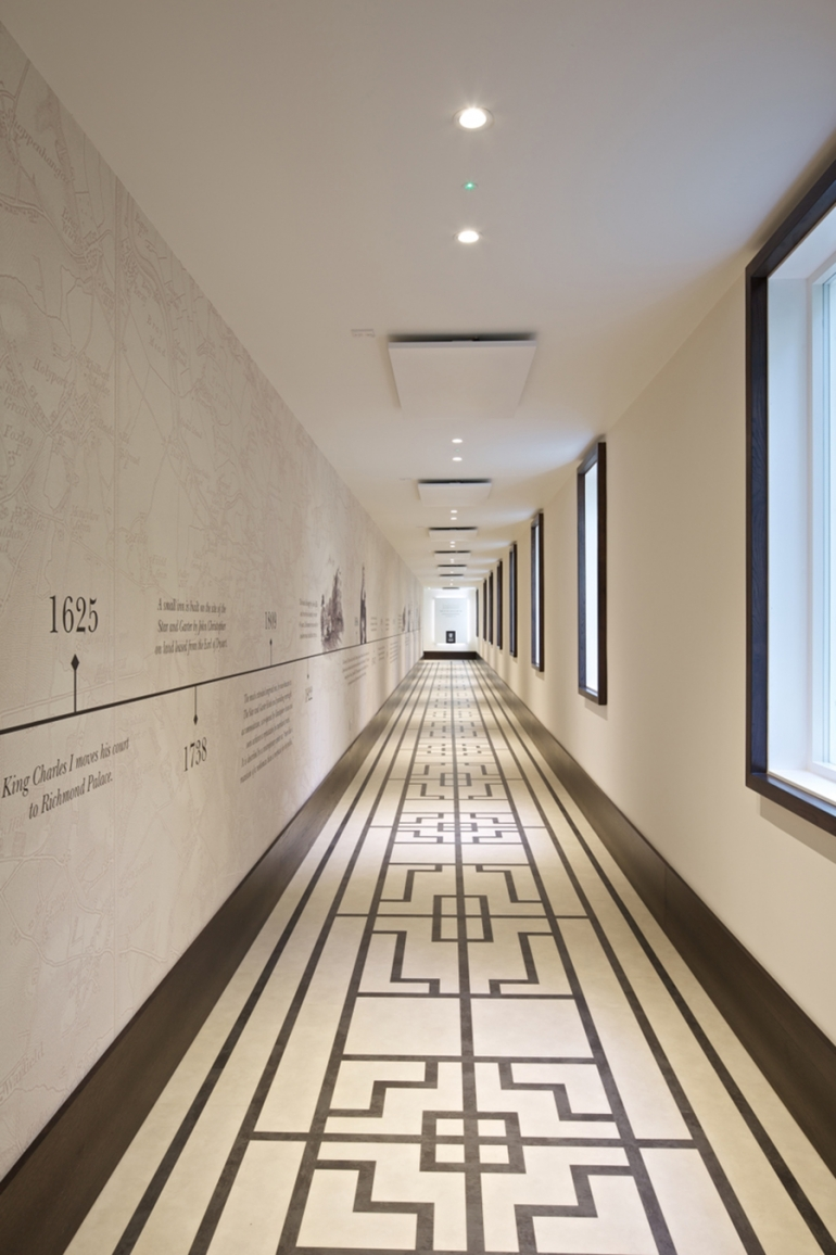 The benefits of using LVT in hotels
