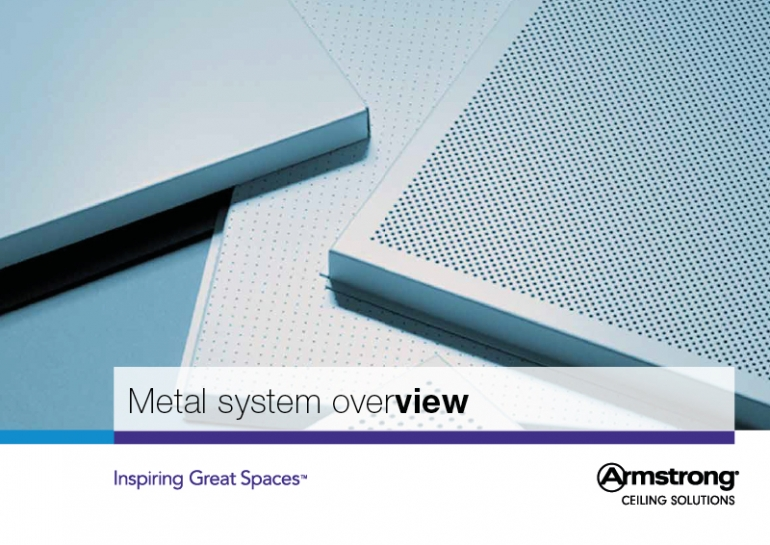 Metal Ceilings Overview