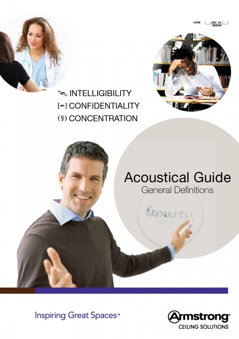 Acoustical Guide - General Definitions