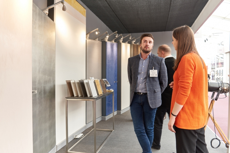 A successful exhibition at Decorex for Armourcoat