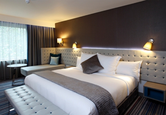The Pullman Hotel, St.Pancras London