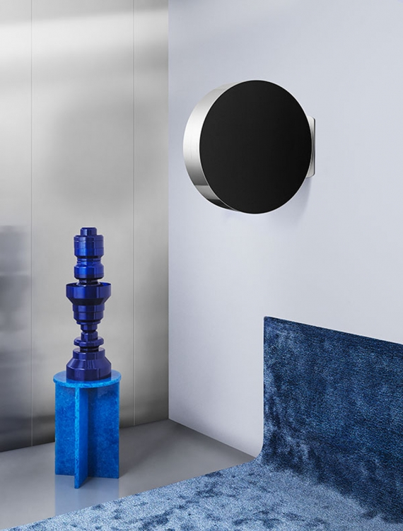 A new piece of technology that adds aesthetic value to an interior
