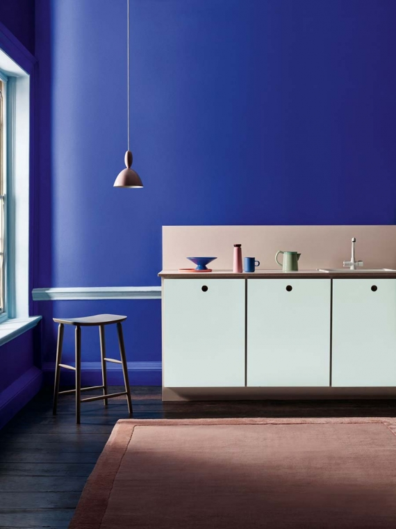 Interior colour for residential schemes: Beyond the trends